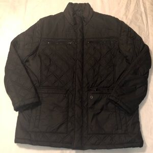 Marc New York Andrew Marc Quilted Jacket Black 2XL